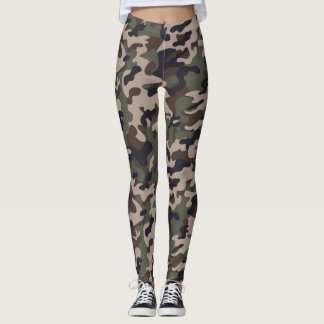 Camouflage Women's Leggings