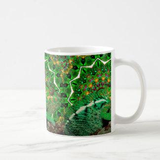 Camouflaged Chameleon Mug