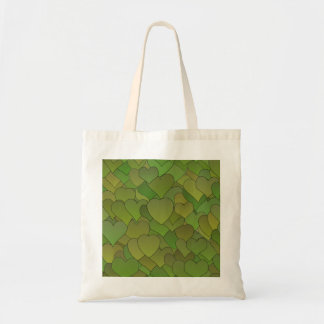 Camouflaged Hearts Bag