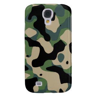 Camouflaged standard jungle