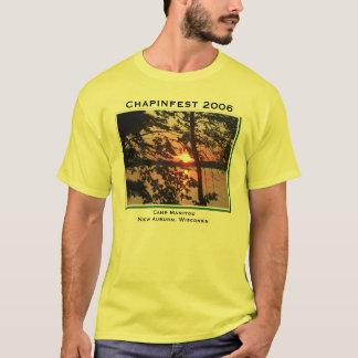 camp1, Chapinfest 2006, Camp ManitouNew Auburn,... T-Shirt