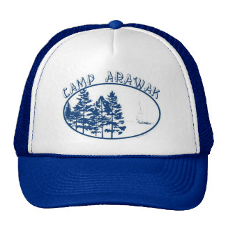 Camp Arawak Sleepaway Camp Trucker Hat