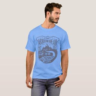 Camp Arrowhead, Wilderness Mountains, T-Shirt
