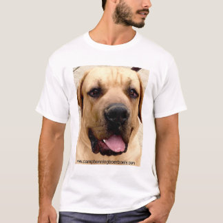 Camp Benning Boerboels T-Shirt