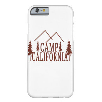 Camp California Barely There iPhone 6 Case