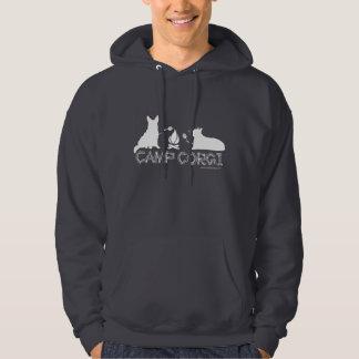 Camp Corgi Dark Shirt