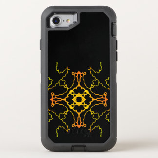 Camp Fire OtterBox Defender iPhone 7 Case