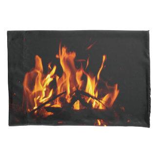 Camp Fire Pillow Case