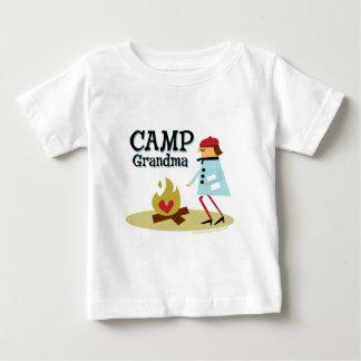 Camp Grandma Baby T-Shirt