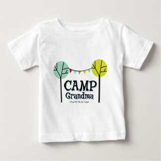 Camp Grandma Penants Baby T-Shirt