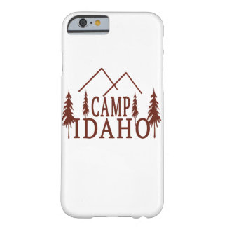 Camp Idaho Barely There iPhone 6 Case
