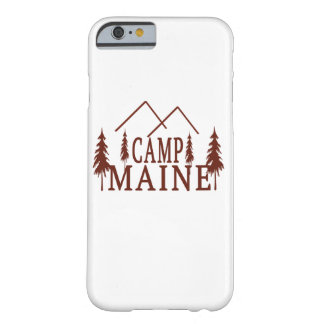 Camp Maine Barely There iPhone 6 Case