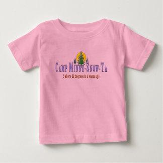 Camp Minne-Snow-Ta 32 Degrees Baby T-Shirt