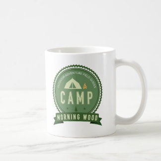 CAMP MORNING WOOD Mug