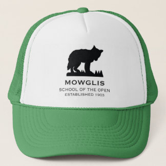Camp Mowglis Trucker Hat