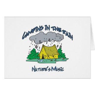 CAMP-Natures Music Card