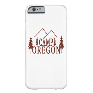 Camp Oregon Barely There iPhone 6 Case