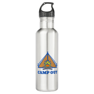 Camp out 710 ml water bottle