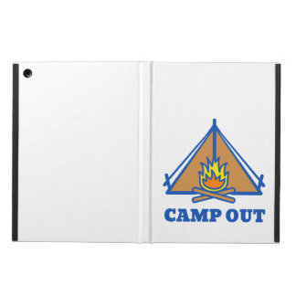 Camp out case for iPad air