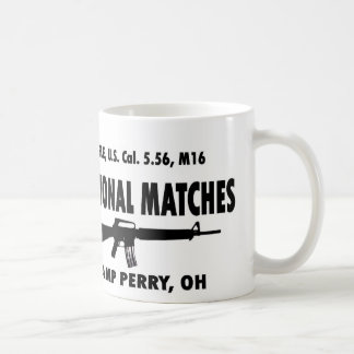 Camp Perry National Matches M16 Coffee Mug