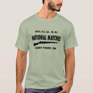 Camp Perry National Matches M1 Garand T-Shirt