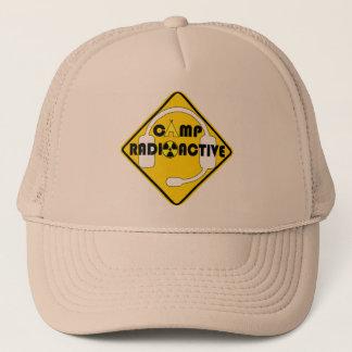 Camp RadioActive Trucker Cap