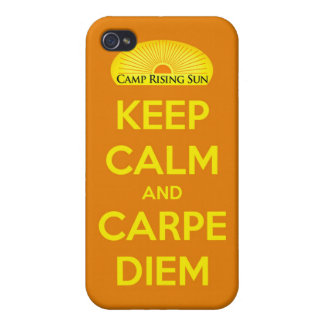 Camp Rising Sun Phone Case Cover For iPhone 4