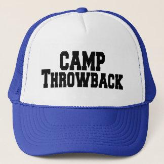 Camp Throwback Trucker Hat