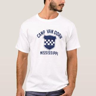 Camp Van Dorn Mississippi WWII Army T-Shirt