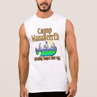 Camp WanaBeerEh Sleeveless Shirt