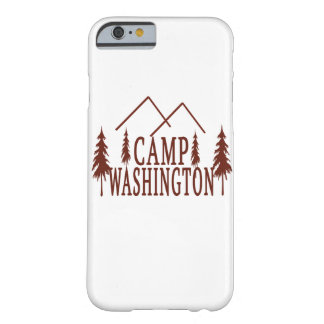 Camp Washington Barely There iPhone 6 Case