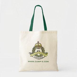 Camp-X Tote Bag