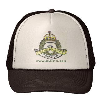 Camp-X Vintage Trucker Hat