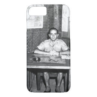"Camp ""Y"". Maj. Karr, Camp commandant_War Image iPhone 7 Case"