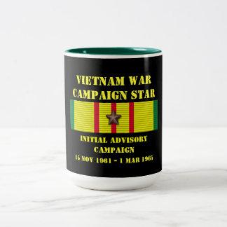 Campagne consultative initiale tasse à café