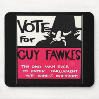 Campagne de Guy Fawkes Tapis De Souris