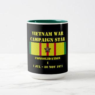 Campagne de la consolidation I Mug Bicolore