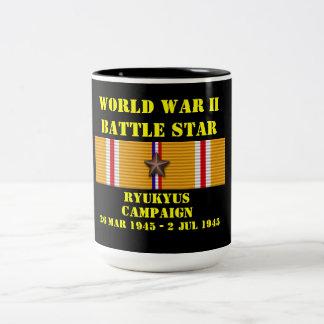 Campagne de Ryukyus Mug Bicolore