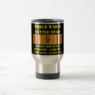Campagne orientale d'opération de la Nouvelle-Guin Mug À Café