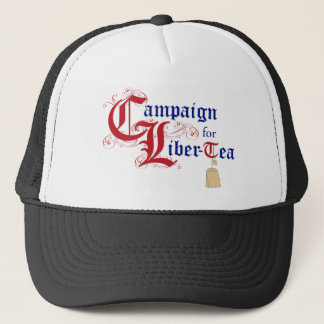 Campaign for Liber-Tea Trucker Hat