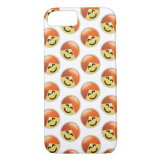 Campaign Guru Cheerful Turban Emoji iPhone Case