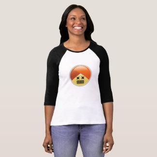 Campaign Guru Huge Grin Turban Emoji T-Shirt