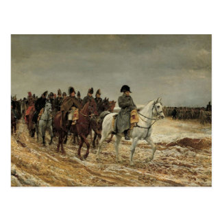 Campaign of France Postcard