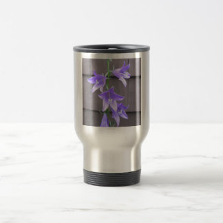 Campanula Garden Plant Flower Blue Mug