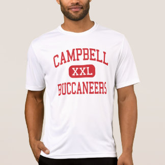 Campbell - Buccaneers - High - Campbell California T-Shirt