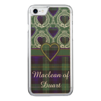 Campbell of Argyll clan Plaid Scottish tartan Carved iPhone 7 Case