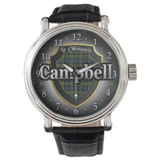 Campbell Scotland Celebration Watch