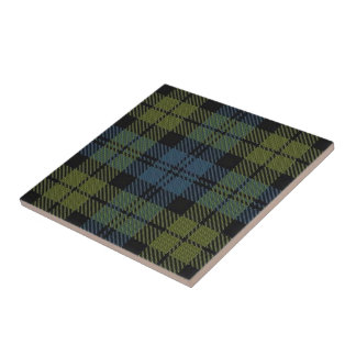 Campbell Scottish Expressions Tartan Tile