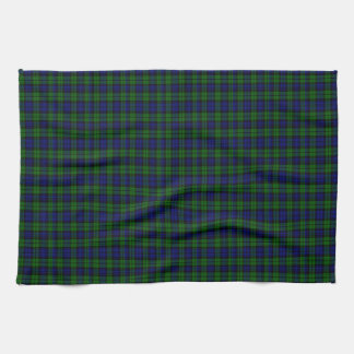 Campbell Scottish Tartan Kitchen Towel