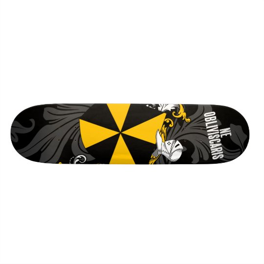 Campbell Skateboard Deck